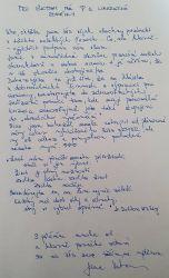 Vzkazy paní ředitelky pro období karantény