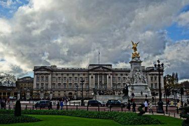 Sídlo královské rodiny