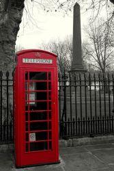 Tradiční foto z Anglie