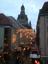 Vánoční trhy v Dresden 2015