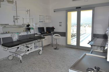 Exkurze na heliport Krajské nemocnice Liberec
