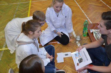Projektové dny na Základní škole Lesní v Liberci