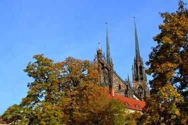 Podzimní Brno