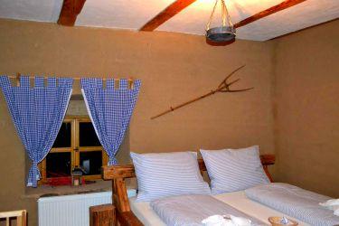 Dobově vybavené apartmány moravského penzionu