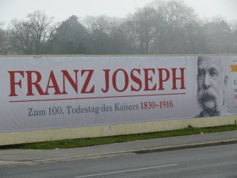 Upoutávka na Franze Josepha, rakouského císaře našich prababiček (nebo praprababiček?)