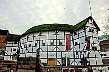 Shakespearův Globe Theatre