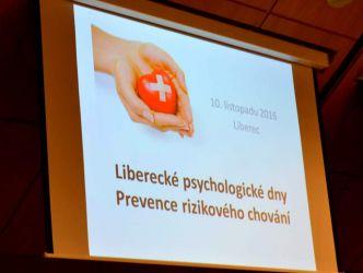 Liberecké psychologické dny 2016