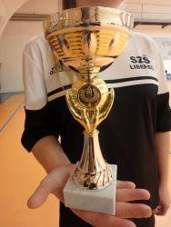 3. místo na turnaji ve futsalu