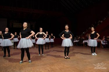 Ples Liberecké Zdrávky 2017