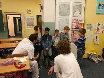 Praktická výuka první pomoci pro žáky 3. tříd na ZŠ Vratislavice nad Nisou