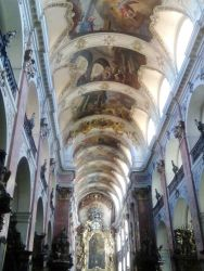 Kostel Sv. Jakuba - barokní výzdoba