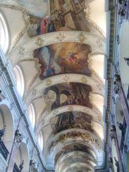 Kostel Sv. Jakuba - baroko