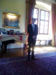 Rakouský velvyslanec - Dr. Alexander Grubmayr, LL. M.