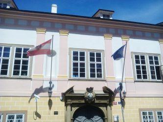 Rezidence rakouského velvyslance