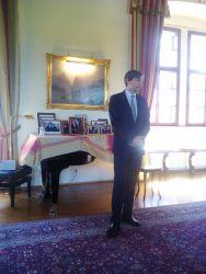 Úvodní slovo rakouského velvyslance