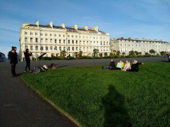 Úryvky z deníčků účastnic 1. mobility projektu Erasmus+ v Plymouth, Anglie (originální verze bez korekcí)