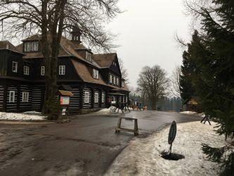 Lyžák 2018 na Liberecké Zdrávce