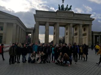 Berlínské dobrodružství s batůžkem - exkurze 2018