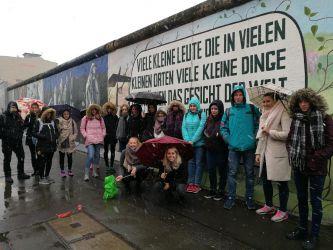 Berlínské dobrodružství s batůžkem