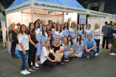 Liberecká zdrávka na Educa 2018