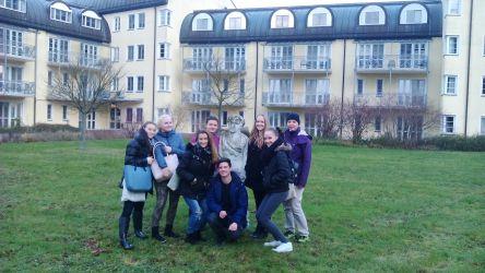 Erasmus+ 2018 Německo - 1. mobilita