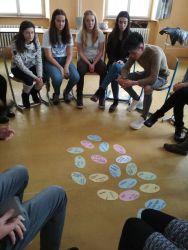 Návštěva německých studentů z Berufsfachschule für Altenpflege na naší škole