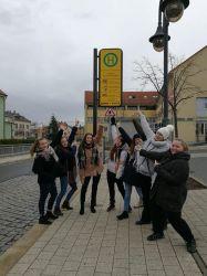 Jaký byl Erasmus+ v Německu 2018 v podzimní etapě projektu?