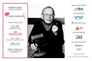 Srdeční záležitosti - Robert Vano - výstava fotografií